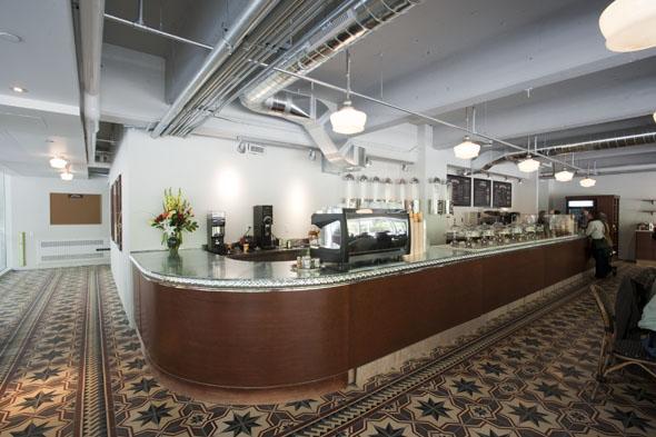 balzac's toronto cafe ryerson