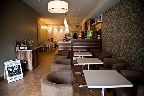 Delicieux ... Rachel S Coffee House ...