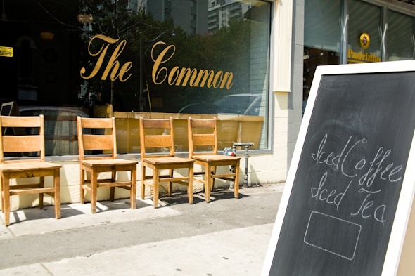 The Common Cafe Toronto