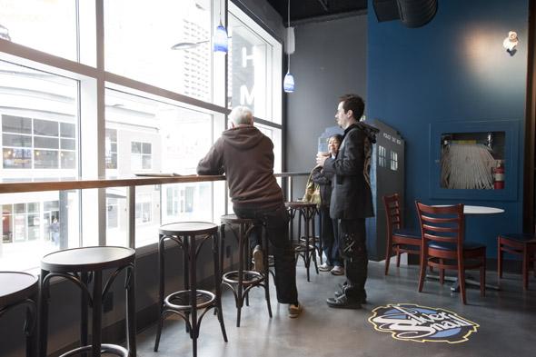 black canary espresso bar yonge toronto