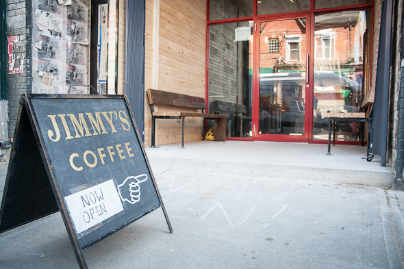 Jimmy's Coffee Kensington