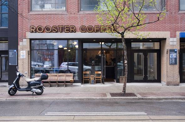 Rooster Coffee Toronto