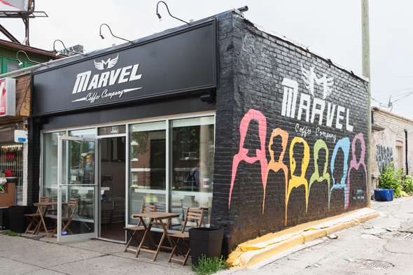marvel coffee toronto