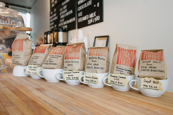 tandem coffee toronto