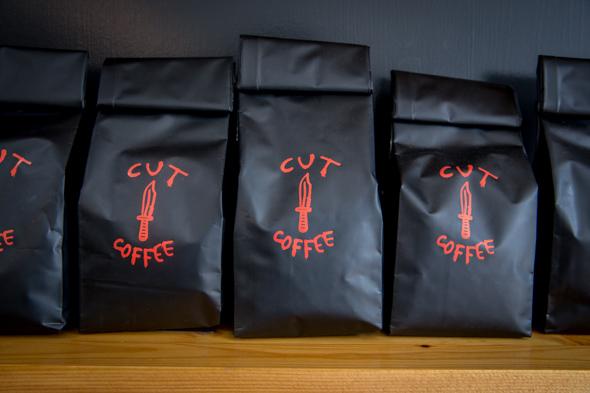 cut coffee