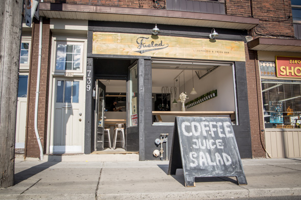 fueled espresso and juice bar toronto