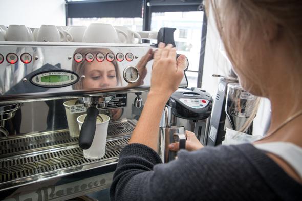 kaffebar toronto