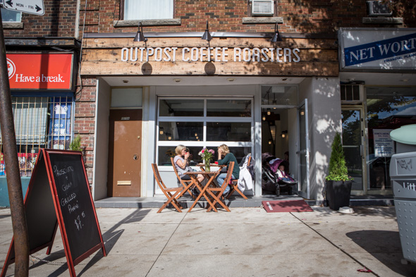 outpost coffee roasters toronto
