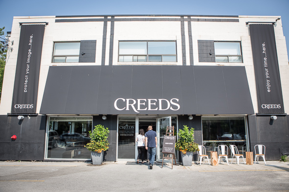 Creeds Coffee Bar