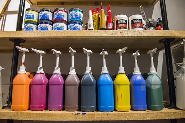 paint cabin toronto
