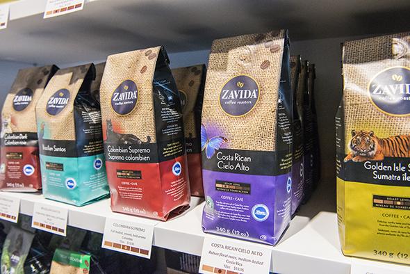 Zavida Coffee