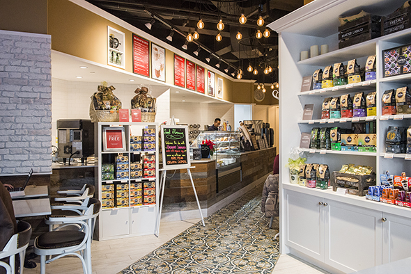 Zavida Coffee Toronto