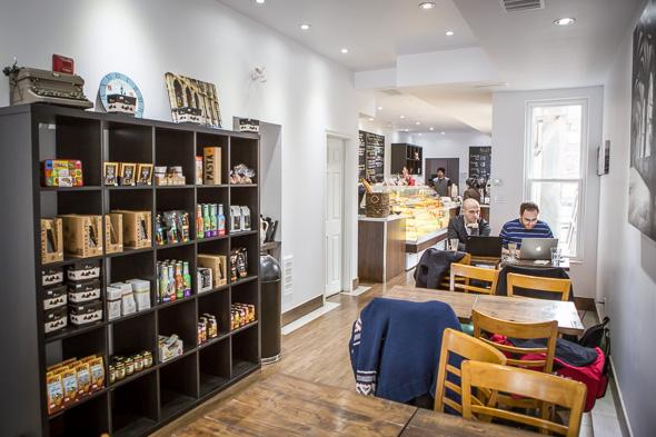 Cafe Jules Toronto