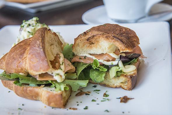 Initium Cafe Toronto