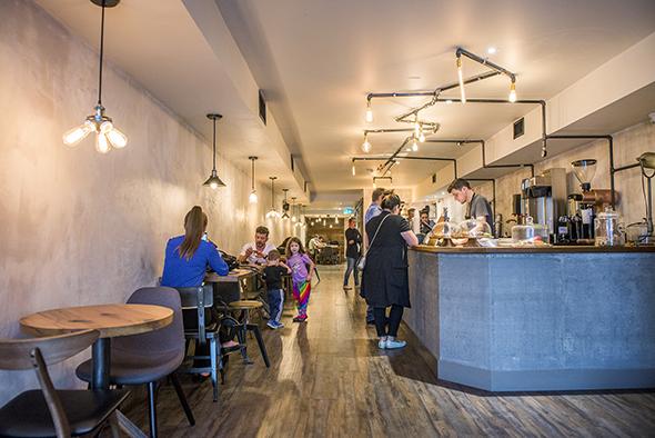 Goldstruck Coffee Toronto