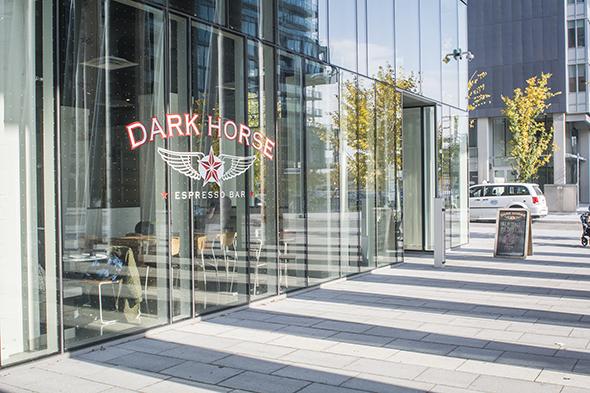 Dark Horse Espresso Canary Toronto