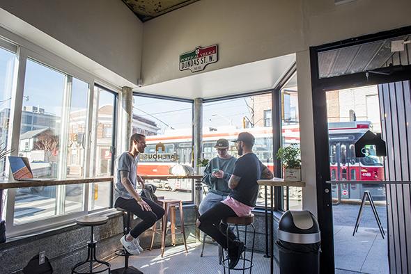 Safehouse Coffee Toronto