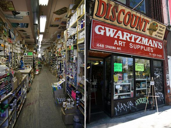 Gwartzmans Toronto