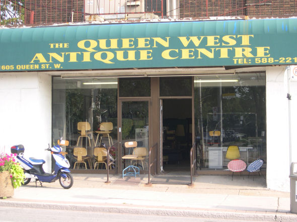 Queen West Antique Centre