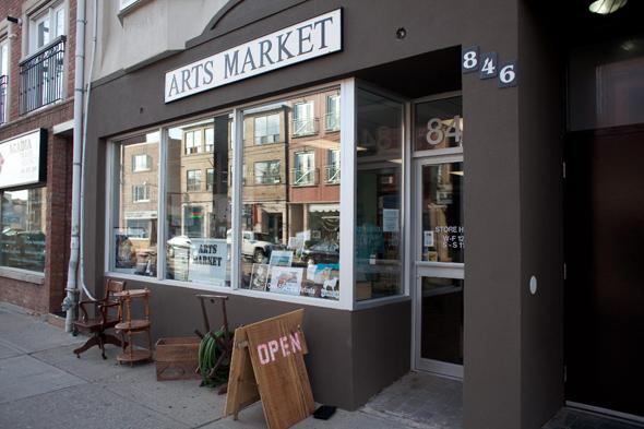 Arts Market College Street
