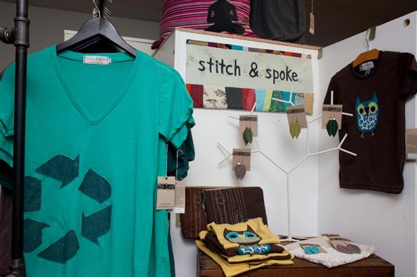 stitch and spoke