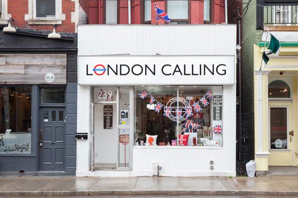 london calling toronto