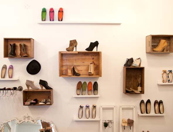 Durumi Chocolate Shoes