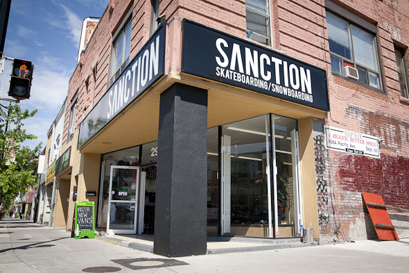 Sanction Toronto