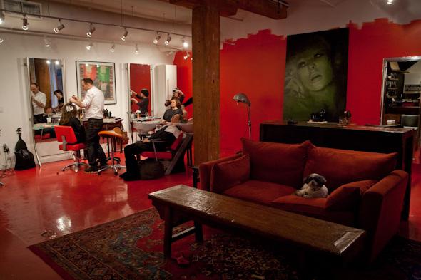 Navigate Salon Toronto