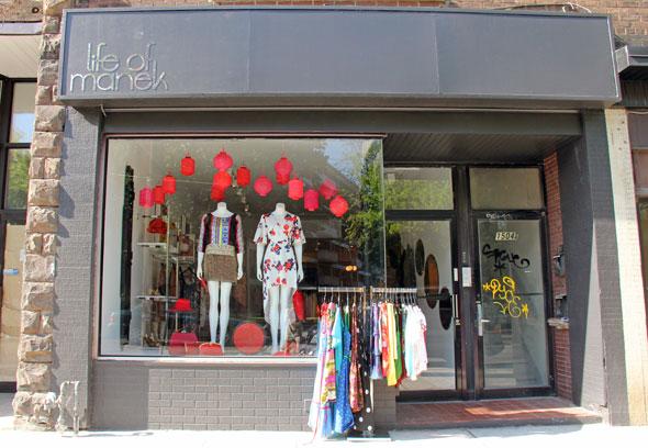 life of manek store toronto