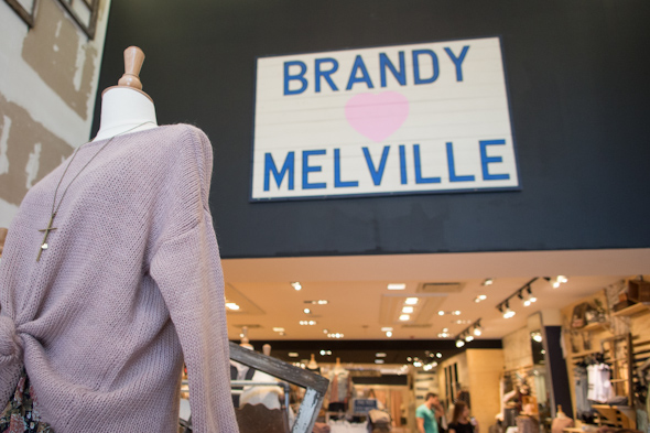Brandy Melville - © All rights reserved.