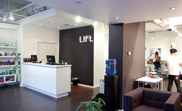 Lift Salon Toronto