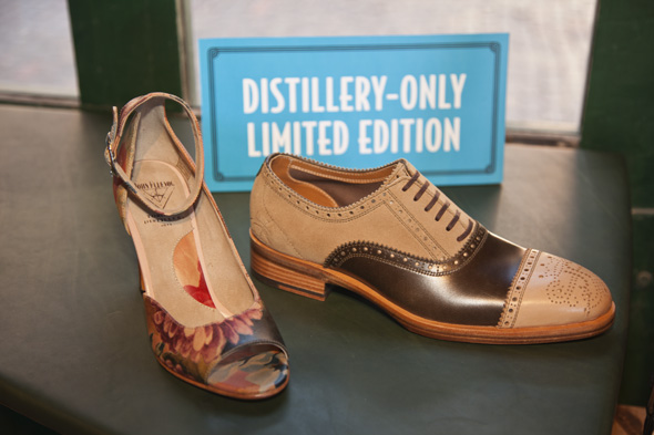 John Fluevog Shoes Distillery District