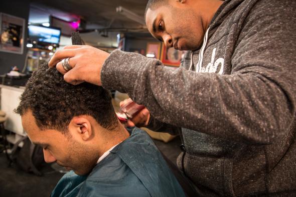 mad one barber toronto
