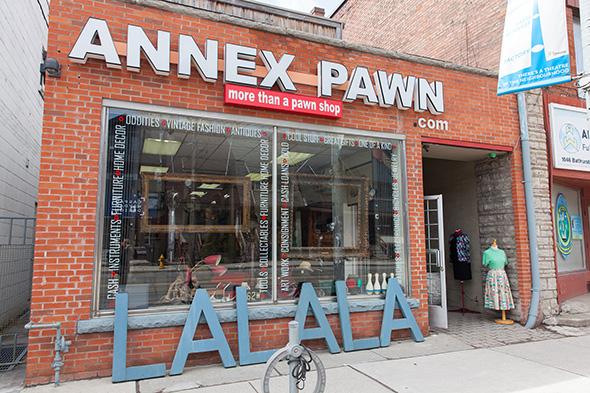 annex pawn toronto