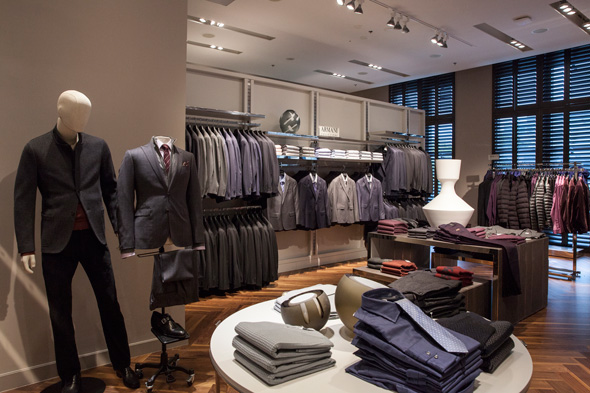 holt renfrew men toronto