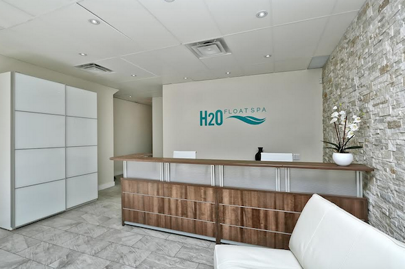 h2o float spa toronto