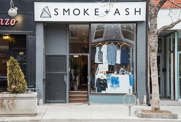 smoke and ash toronto