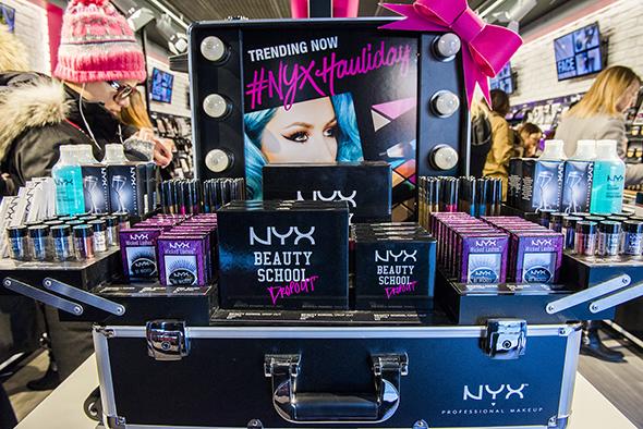 NYX Cosmetics Toronto