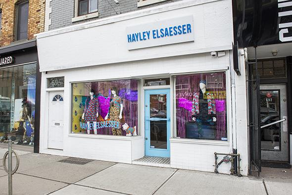 Hayley Elsaesser Toronto