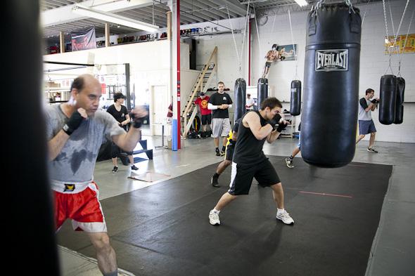 Kingsway Boxing Toronto