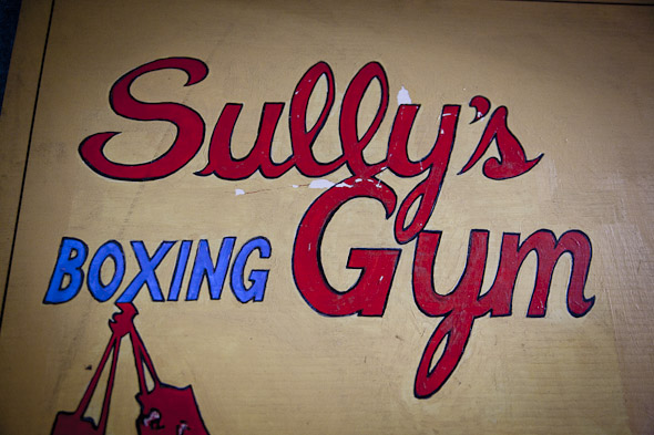 sullys boxing Toronto