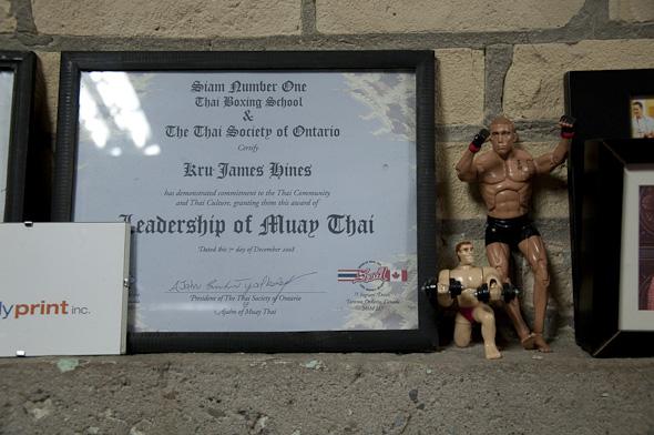 Old School Muay Thai