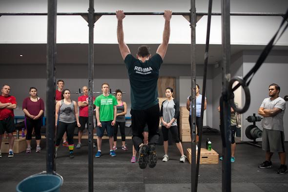 Tidal CrossFit