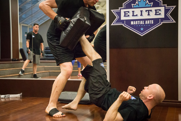 Elite Martial Arts Toronto