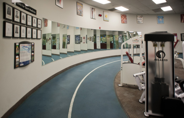 The Fitness Institute