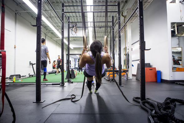 afterburn fitness toronto
