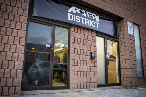 archery district toronto
