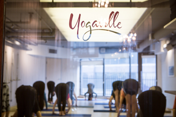 yogaville toronto