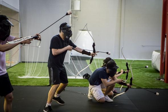 archers arena toronto